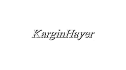 kargin-hayer.com